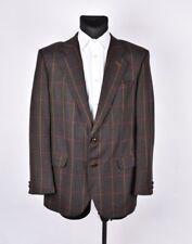 DAKS vintage hommes veste laine blazer taille eur-52 UK42, véritable
