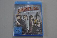 Blu Ray - Zombieland - Woody Harrelson Jesse Eisenberg - Blue Ray - Neu OVP