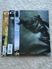FUSED #1-4 Complete IMAGE Comics Lot Run 2002 1st Prints NM- STEVE NILES