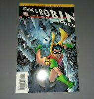 ALL STAR BATMAN & ROBIN THE BOY WONDER #1 2005 ROBIN COVER NM