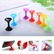 new Silicone Double-sided Suction Cup Holder Sucker Stand For Mobile Cell Phone