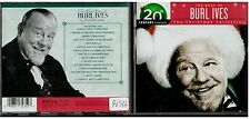 CD - 2010 - THE BEST OF BURL IVES THE CHRISTMAS COLLECTION