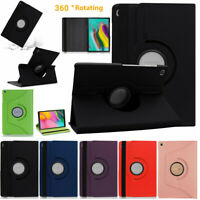 """Case 2019 Leather Rotating Smart Case Cover For Samsung Galaxy Tab S4 T583 10.1"""""""