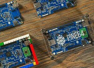 Pine64 Kickstarter Backer Kit - PINE A64+ Cortex A53 2GB BOARD ***BRAND NEW***
