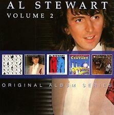 AL STEWART - ORIGINAL ALBUM SERIES VOL.2 : 5CD SET (2016)