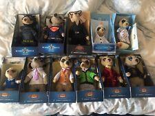 More details for compare the meerkat plush toy collection job lot bundle