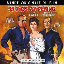 CD Dimitri Tiomkin - 55 days at Peking - OST Soundtrack