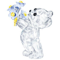 Swarovski Crystal Creation 5427993 Kris Bear- Forget-Me-Not RRP $129
