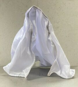 PB-C-MN: 1/12 Wired XL White Cape for Marvel Legends Moon Knight (No figure)