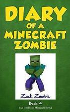 Diary of a Minecraft Zombie Book 4: Zombie Swap, By Zombie, Zack,in Used but Goo
