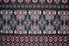 Ethnic Brushed ITY Print #295 Stretch Polyester Lycra Spandex Fabric BTY