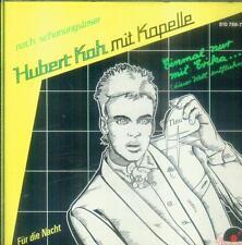 "7"" Hubert Kah/Einmal Nur Mit Erika (Klappcover)"