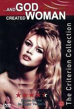 And God Created Woman - All Region Compatible DVD Brigitte Bardot NEW