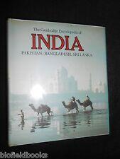 Cambridge Encyclopedia of India, Pakistan, Bangladesh, Sri Lanka, Nepal 1989-1st