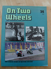 On Two Wheels No.34, Generator/Dynamo/Alternator, German GP, Garelli, Gilera,