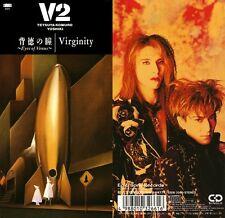 V2(Yoshiki X Japan Tetsuya Komuro)Eyes of Venus 8cm Japan CD ESCB3266