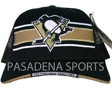 PITTSBURGH PENGUINS VINTAGE 2000 SNAPBACK CAP NWT nhl crosby