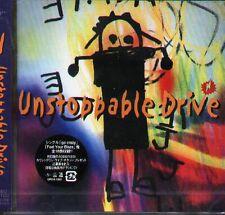 J - Unstoppable Drive - Japan CD - NEW J-POP LUNA SEA