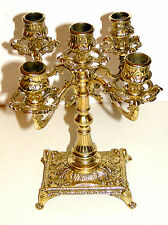 chandelier Chandelier Laiton Déco or 5 BRAS chandeliers Support 411