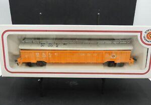 Bachmann HO Scale Covered Coil Car 31002 B & LE 43-1014-70 NIB