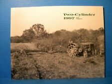 Two Cylinder 1997 July Aug Vol 10 No 4  John Deere Model D Tractor