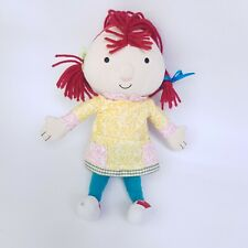 "Abney And & Teal 12"" / 30cm Abney Soft Doll Toy Used but Good Condition *RARE*"