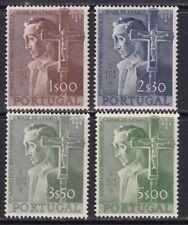 1955 Portugal - Yvert 813/816 - MNH - Sao Paulo - Valor  160  €