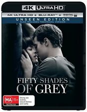 Fifty Shades Of Grey (Blu-ray, 2017, 2-Disc Set)