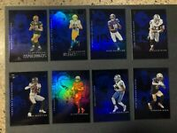 2020 PANINI ILLUSIONS FOOTBALL CARDS SAPPHIRE PARALLELS YOU CHOOSE NFL CARD FS