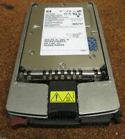 "HP 3.5"" 15k 36.4GB Ultra 320 SCSI Hard Drive BF03685A35 289241-001 A3846"