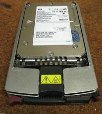 "HP 3.5"" 15k 36.4 GB ULTRA 320 SCSI Hard Drive BF03685A35 289241-001 A3846"