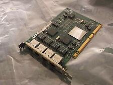 HP d34730-003 PCI-X 1000 T Quad Port Server Adapter nc340t