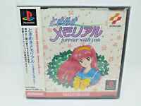Sony PS1 PLAYSTATION - Tokimeki Memorial Forever with You - Jap Version Ntsc-J