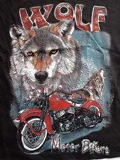 Kinder T-Shirt Biker Harley Wolf Chopper Oldschool verschiedene Größen  Neuware