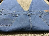 LEVI'S 560 COMFORT FIT TAPERED LEG DESIGNER MEN'S JEANS SIZE 56X32