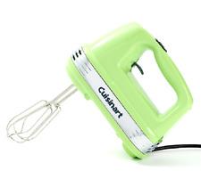 Cuisinart Power Advantage 5-Speed Hand Mixer w/ Spatula Green apple