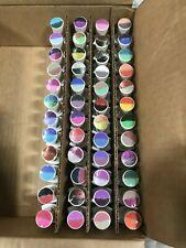 Set of 48 Unique Joya Mia Mood Color Temperature Changing GEL Nail Polish 15ml