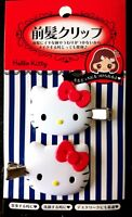 SANRIO Hello Kitty love Cute hair clip Red accessory relief item 2 pieces set