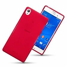 For Sony Xperia Z3 Slim TPU Silicone Gel Skin Case Cover