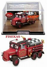 Disney Store Planes Fire Rescue Collector Case Mayday Truck Die Cast 1:43 NEW