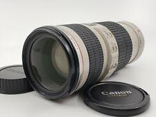Canon EF 70-200 mm f/4 L IS USM Lens