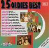 25 Oldies Best Volume3 - Various (1995) CD
