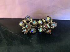 BSK Vintage Earrings  Gorgeous Must See
