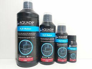 AQUADIP H20 Maker - Declorinator Tap Safe For Freshwater Fish - A3
