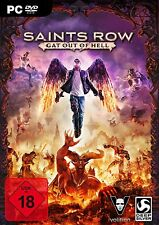 Saints Row Gat Out of Hell F.E. (PC, 2015, Nur Steam Key Download Code) No DVD
