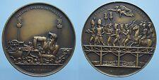 FRANCIA MEDAGLIA 1809 NAPOLEONE qFDC