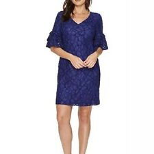 LAUREN Ralph Lauren Jaredina Floral Escape Dress Size 8 {N97}
