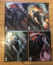 The Question By jeff Lemire 1-4