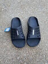 Hoka One One Men's Ora Recovery Slip On Slide Sandal US 11 Black/anthracite