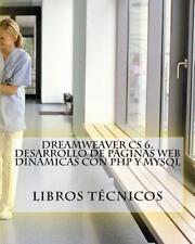 DREAMWEAVER CS 6. Desarrollo de Páginas Web Dinámicas con PHP y MySQL by...